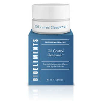 BioElements Oil Control Sleepwear