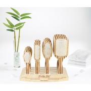 Ionic Massage Bamboo Brush
